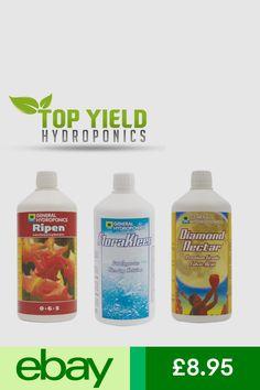 Nutrients, pH & Supplements Garden & Patio #ebay Hydroponics, Ph, Patio, Garden, Ebay, Yard, Terrace, Garten, Lawn And Garden