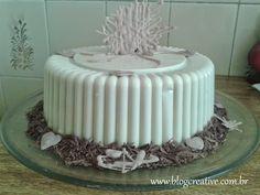 Passo-a-passo como fazer bolo bombom | Creative