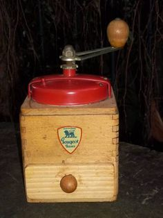 Peugeot old coffee mill