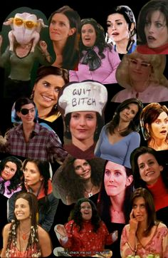 friends, monica geller
