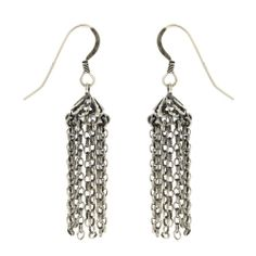 Amazon.in: Buy Dangle Earrings For Teen Girls Indian Jewellery Silver at Low Prices in India | Fashion Jewellery Store