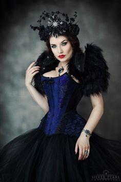Model/MUA: La EsmeraldaPhoto: Silver Pearl PhotographyCorset:Damaris Luhn/Jewellery:Alchemy GothicHeaddress: MyWitcheryAssistance: Elisanth  Welcome to Gothic and Amazing |www.gothicandamazing.com