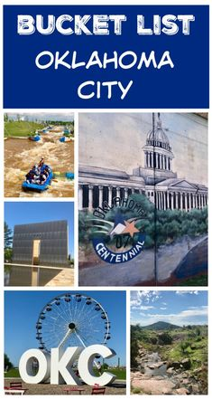 There's a lot to see and do in Oklahoma City, from sports and arts to food and culture. Here are the best things to do in Oklahoma City. Travel With Kids, Family Travel, Oklahoma City Things To Do, Bucket List Family, Bucket Lists, Travel Usa, Travel Tips, Travel Advice, Travel Oklahoma