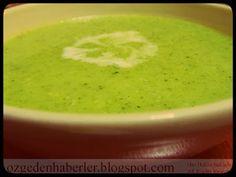 Brokoli Çorbası... Düşündüğünüzden Daha Lezzetli