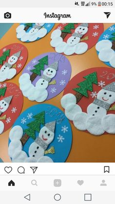 with children in winter crafts with . - Crafts with children in winter Crafts with children in winter -crafts with children in winter crafts with . - Crafts with children in winter Crafts with children in winter - Preschool Christmas, Christmas Activities, Simple Christmas, Kids Christmas, Preschool Winter, Snowman Crafts, Holiday Crafts, Winter Crafts For Kids, Art For Kids