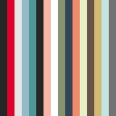 London stripe fabric by scrummy on Spoonflower - custom fabric