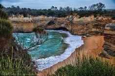 Lochard gorge Great Ocean road Victoria #lochardgorge #seascape #seaside #sea #bay #beach #waves #rock #rockformations #landscape #ig_landscape #ig_exquisite #ig_captures #waterscape #waterscapes #water #sand #greatoceanroad #greatoceanroadtrip #visitvictoria #travel #travelaustralia #victoria #vic #au #aus #australia by cannondigital