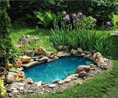 15 Breathtaking Garden Pond Ideas - Page 2 of 2 - Garden Lovers Club