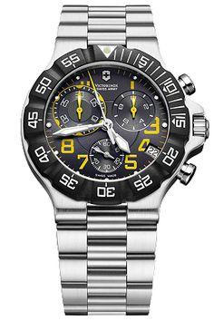 Shop authorized Victorinox Swiss Army watch retailer - w  manufacturer  warranty and Tourneau warranty. 9f8d092a08c