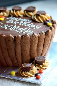 reese's peanut butter cup birthday cake...drool1