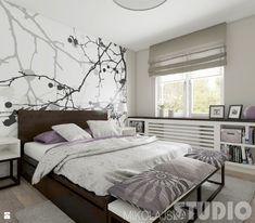 Sypialnia w stylu skandynawskim - zdjęcie od MIKOŁAJSKAstudio - Sypialnia - Styl Skandynawski - MIKOŁAJSKAstudio