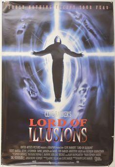 Horror Movie Posters, Cinema Posters, Original Movie Posters, Movie Poster Art, Film Posters, Horror Movies, Illusion Movie, Quad, Press Kit