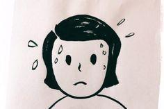 樫出恒代 / 汗をかく場所からわかる、あなたの体調は? | OurAge