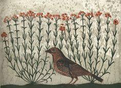Wooden Bird, Water Lilies, Bird Art, Tree Of Life, Mother Earth, Folk Art, Art Deco, Carving, Birds