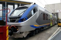 First #Coradia Meridian train for Trenitalia nears completion #alstom #railway