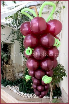 BALLOON GRAPE / UVAS