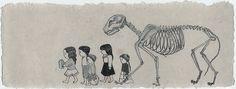 Thais Beltrame illustrations - totes amaze