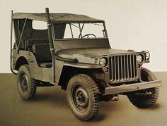 Jeep Willys MB Water Fording Kit by lee.ekstrom, via Flickr