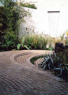 Small Garden Design in East Sheen   Garden Designers East Sheen » Andy Sturgeon