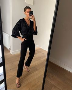Dinner Outfits, Evening Outfits, Fall Outfits, Casual Outfits, Cute Outfits, Fashion Outfits, Elegantes Outfit, Night Out Outfit, Night Looks