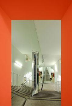 SUBTILITAS De Vylder Vinck Taillieu - Twiggy commercial building, Ghent 2012