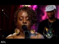 """:ACOUSTIC:  """"Take Time"""" Ledisi.    Great vocals with a hint of vocal-prowess ala Ella Fitzgerald style, and a great band making magic."""