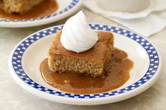 Sticky Maple Pudding