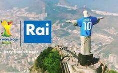 Mondiali 2014 in diretta streaming GRATIS trasmessi dalla Rai #mondiali2014 #brasile2014 #streaming