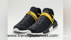 ec50762ee ADIDAS X PHARRELL WILLIAMS HUMAN RACE NMD CORE BLACK