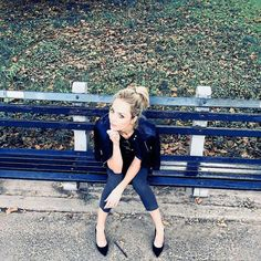 New York Minute, Laura Vandervoort, Central Park, Interview, Outdoor, Instagram, Outdoors, Outdoor Games, The Great Outdoors