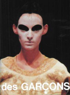"""The Comme des Garçons """"Universe"""" - Page 9 - StyleZeitgeist 90s Makeup, 90s Aesthetic, Comme Des Garcons, Fashion Art, Fashion Design, Undercover, Halloween Face Makeup, Editorial, Campaign"""