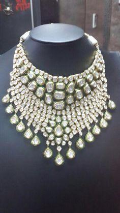 Kundan jewellery # surana jewellers # bridal