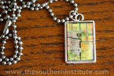 Gift idea for travel destnations . 22 Mod Podge map crafts you'll love – Page 14 – Mod Podge Rocks