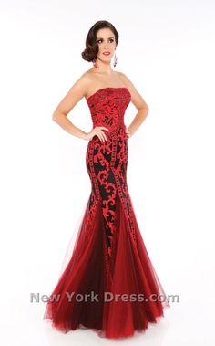 Mon Cheri MCE11614 Dress - NewYorkDress.com