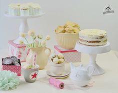 Happy Birthday: 1 ganzes Jahr das Knusperstübchen and Knusper o'clock: eine winterliche Tea Party