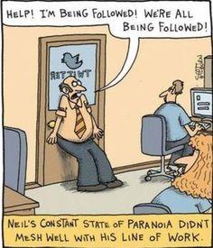 Twitter!  lol