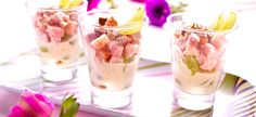 Victoriaverrines met kip en witte druiven - Delhaize