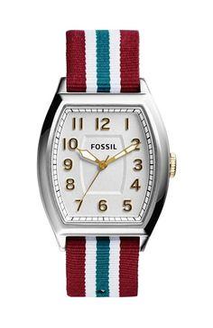 Funky Nylon Strap Watch