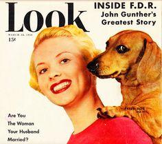 Look Magazine Circa 1950