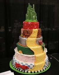 wizard oz cake - Google Search