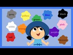 Use these color songs for kids to have a fun and magical way to learn more about colors. Use color songs for preschool, for circle time, and more. Alphabet Video, Alphabet Songs, Color Songs Preschool, Basic Colors, All The Colors, Colours, Learn Singing, Singing Lessons, Singing Tips