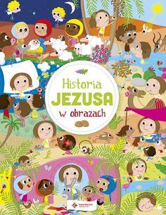 Historia Jezusa w obrazkach - Laureen Bouyssou