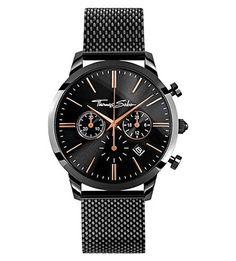THOMAS SABO Rebel at heart stainless steel watch