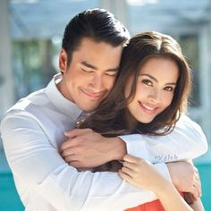 Nadech Kugimiya & Yaya Urassaya (IN vol. 11 no. Mark Prin, Military Women, Thai Drama, Sweet Couple, Drama Movies, Actor Model, Celebrity Couples, Gossip Girl, Bearded Men