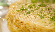 gebakte vermicelli resep van Nataniel New Recipes, Macaroni And Cheese, Spaghetti, Veggies, Pasta, Diet, Fruit, Kitchen Inspiration, Kos