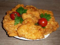 Kuracie prsia v majonézovom cestíčku s kyslou smotanou! European Dishes, Risotto, Recipies, Food And Drink, Cheese, Chicken, Cooking, Ethnic Recipes, Anna