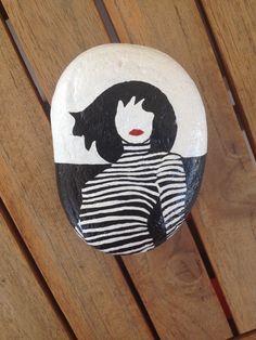 #painted #rocks #pebbles #stones #acrylics #art #tasboyama #N4Joy