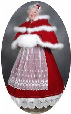 65 Best Holidays Closet Of Mrs Claus Images Xmas Papa Noel