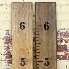 DIY Growth Chart Ruler Vinyl Decal Kit - Darby Smart