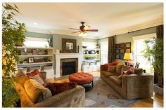 Tour Of Homes: Family Togetherness - Family Room | Tops in Lex | Kentucky